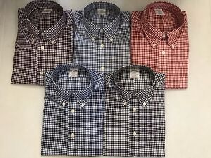 NWT-BROOKS-BROTHERS-1818-MEN-L-S-ORIGINAL-POLO-NON-IRON-COTTON-SHIRT-S-XL-94-50