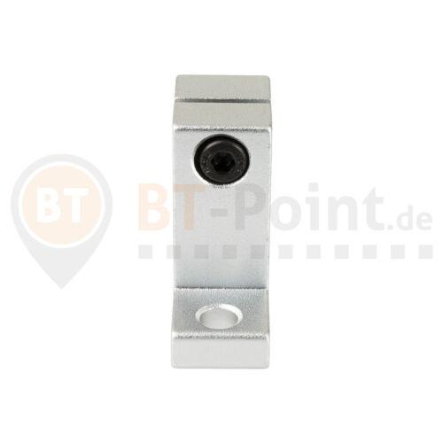 Wellenhalter SK8 8mm linear rail shaft SH8A 3D Drucker Printer CNC RepRap Prusa