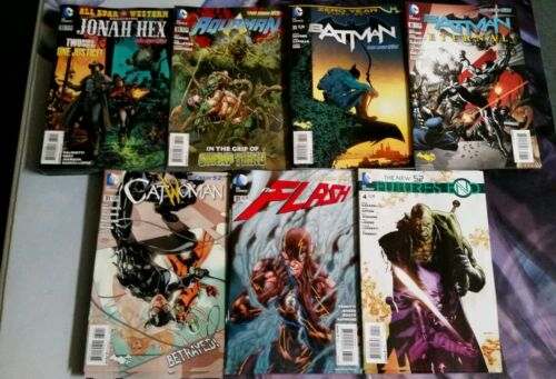 DC 2014 5 May Complete Set # 31 New 52 Forever Evil Batman 55 Issue IN-STOCK