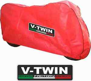 Breathable-Indoor-motorcycle-Dust-cover-RED-For-Ducati-Panagale-899-1199-R-S