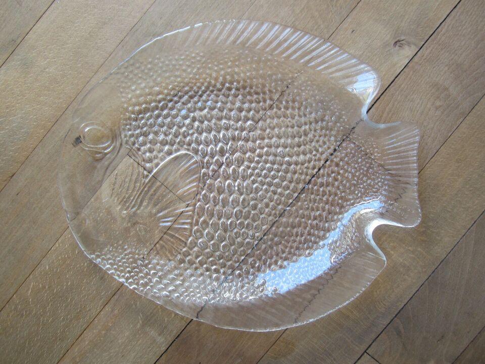 Glas, Beholder, Kubus - Holmegaard