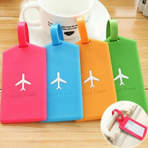 Rubber-Luggage-Tag-Travel-Suitcase-Bag-ID-Tags-Address-Label-Baggage-Card-Holder