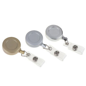 Retractable-Reel-Recoil-testificate-Card-Holder-Reel-Key-Card-Holder-Belt-ClipZY