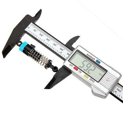 150mm/6inch Digital Electronic Gauge Vernier Caliper Micrometer Stainless Steel