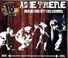 Majeurs Et Vaccins (+DVD) von As De Trefle (2015)