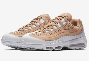 Nike Air Max 95 Ultra Premium Breathe Men Shoes Vachetta Tan Sz 10.5 ...
