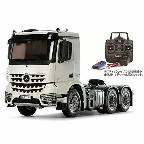 Tamiya 1 14 RC MERCEDES BENZ AROCS 3363X4 CLASSIC SPACE FULL OPERATION KIT 56351
