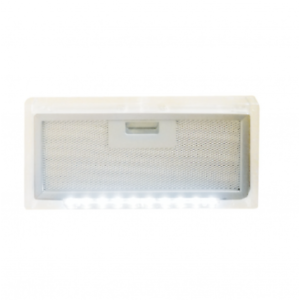 LUX162 - KIT cappa aspirante per camper 12V con luce LED