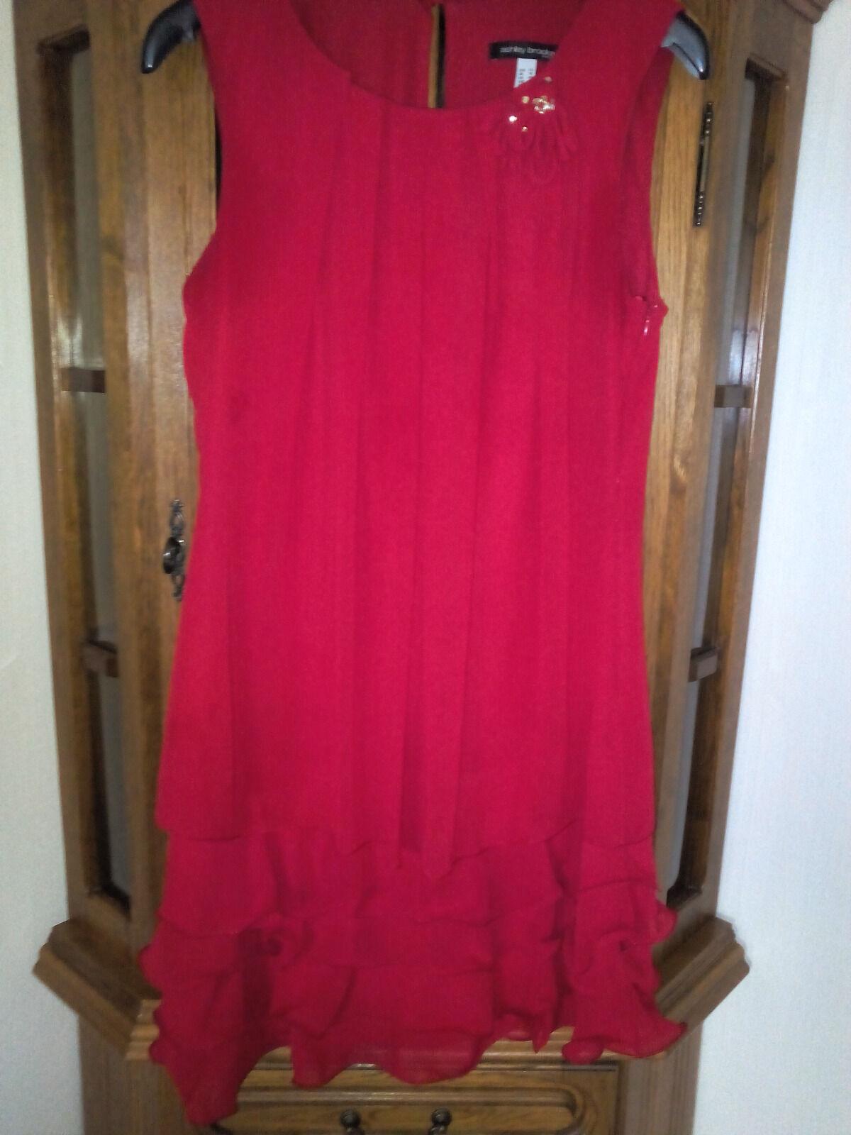 Kleid Ashley Brooke event event event Rot Gr. 44 | Vielfältiges neues Design  | Online Kaufen  | Angemessener Preis  1704c1
