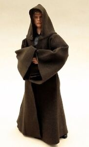"My-r-tn 1/12 Dunkelbraun Jedi Stoff Kleiderschrank For 6 "" Star Wars Luke No Top Wassermelonen"