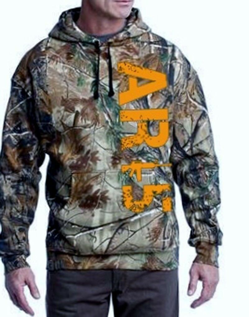 AR-15 Camo Hoodie Hunting Outdoor Sports Gun Military M - 3XL Hooded Sweat Shirt