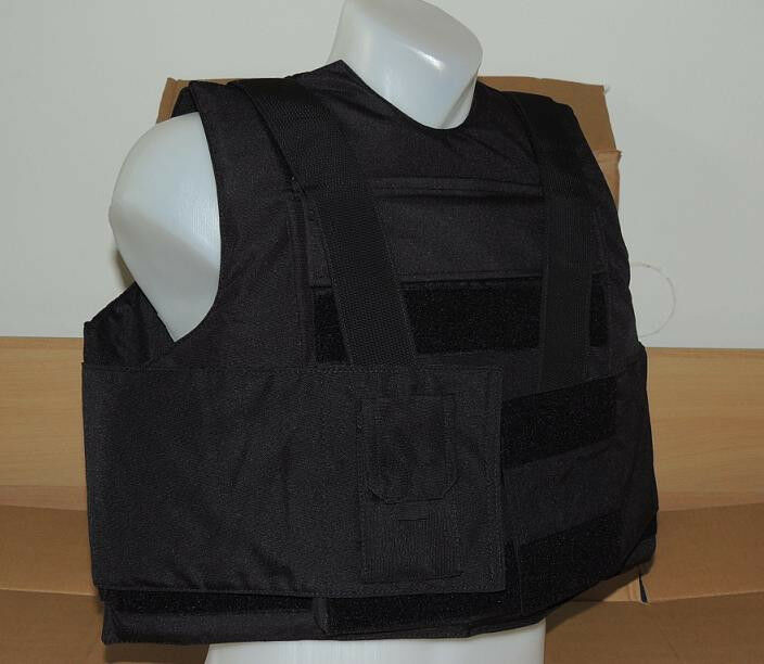 New Israeli Personal HPV1642 Body Armor Bulletproof Vest Level IIIA Size XXXL