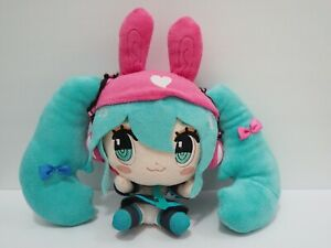 Hatsune-Miku-X-Rody-Vocaloid-Sega-Taito-10-034-Muneca-De-Peluche-Juguetes-de-Peluche-Japon