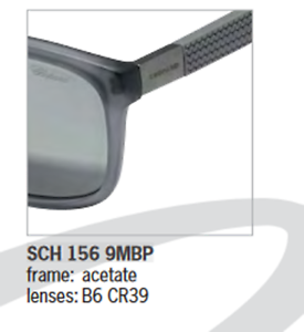 68a58134d6 Image is loading New-CHOPARD-Mille-Miglia-Sunglasses-SCH156-9MBP-Grey-