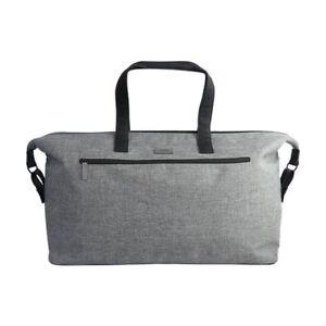 Hugo Boss Mens Gym Duffel Bag Grey