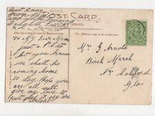 Mrs G Arnold Birch March Near Coleford Glos 1913 803a
