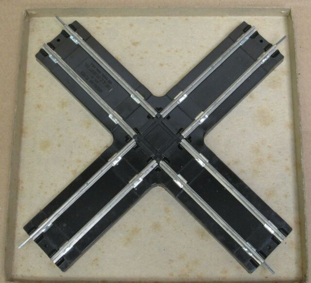 American Flyer 26745 90-Degree Crossover Track w/Box S-Gauge