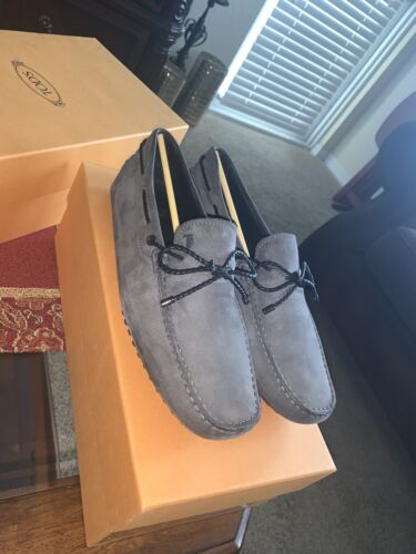 tods mens shoes UK 7 US 8