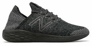 New-Balance-Men-039-s-Fresh-Foam-Cruz-Sockfit-Shoes-Grey-With-Black