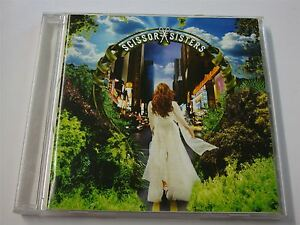 Details about Scissor Sisters - Self Titled CD Album from 2004 Laura and  Comfortably Numb