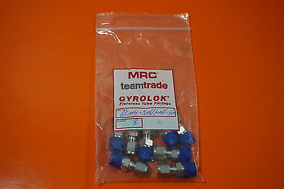 (2,50€/einheit) 8x Mrc Mrc Teamtrade Gyrolok Fitting 6lm4316