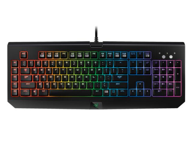 Razer BlackWidow Chroma (RZ03-01220600-R3N1) Tastatur Im Nordic Layout