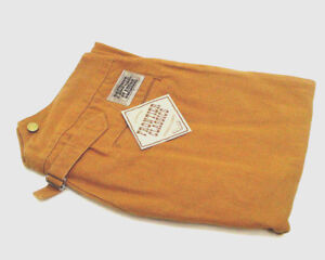 Frontier-Classics-Old-West-trousers-pants-tan-cotton-V-notch-back-sizes-34-to-54
