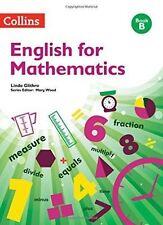 English for Mathematics: Book B, Greenway, Karen, Glithro, Linda, New Book