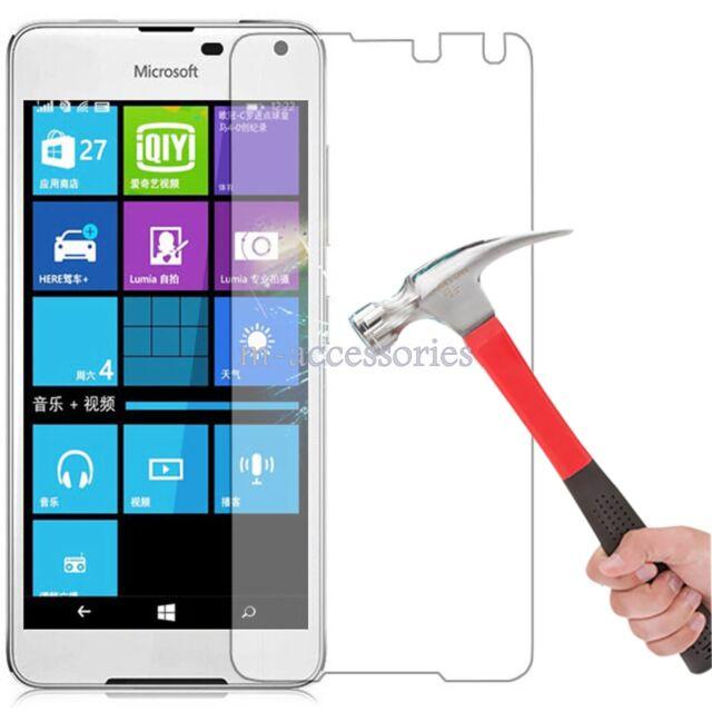 Tempered Glass Film Screen Protector for Nokia/Microsoft Lumia 650 Mobile Phone