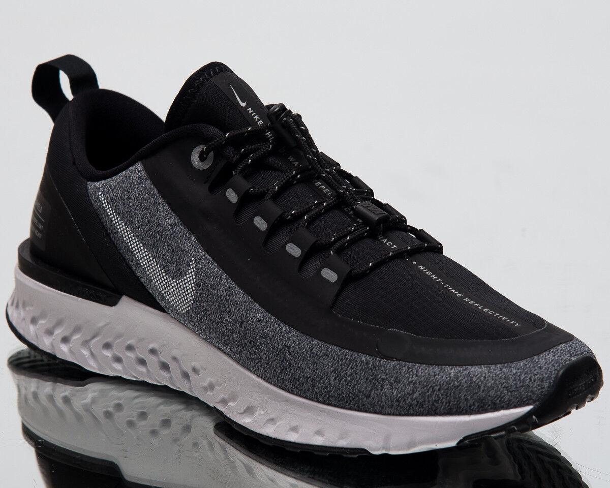 Nike Odyssey React Shield Shield Shield Women Running shoes Black White Sneakers AA1635-003 01716c