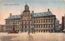 BR32291 Anvers L Hotel de Ville belgium