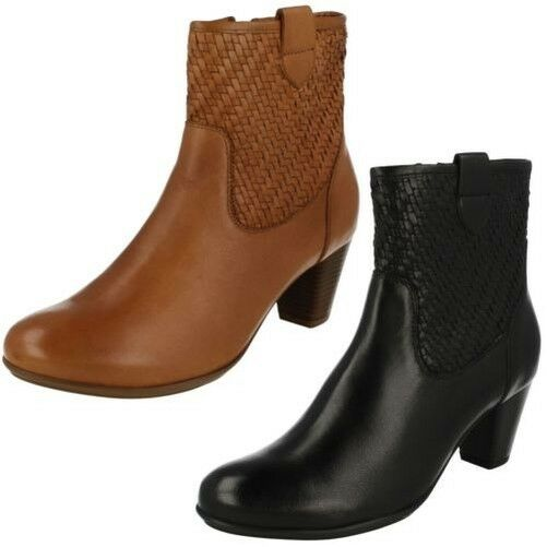 Ladies Van Dal Smart Ankle Boots Danville