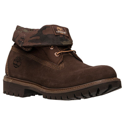Timberland Roll Top 6834a Mens Brown