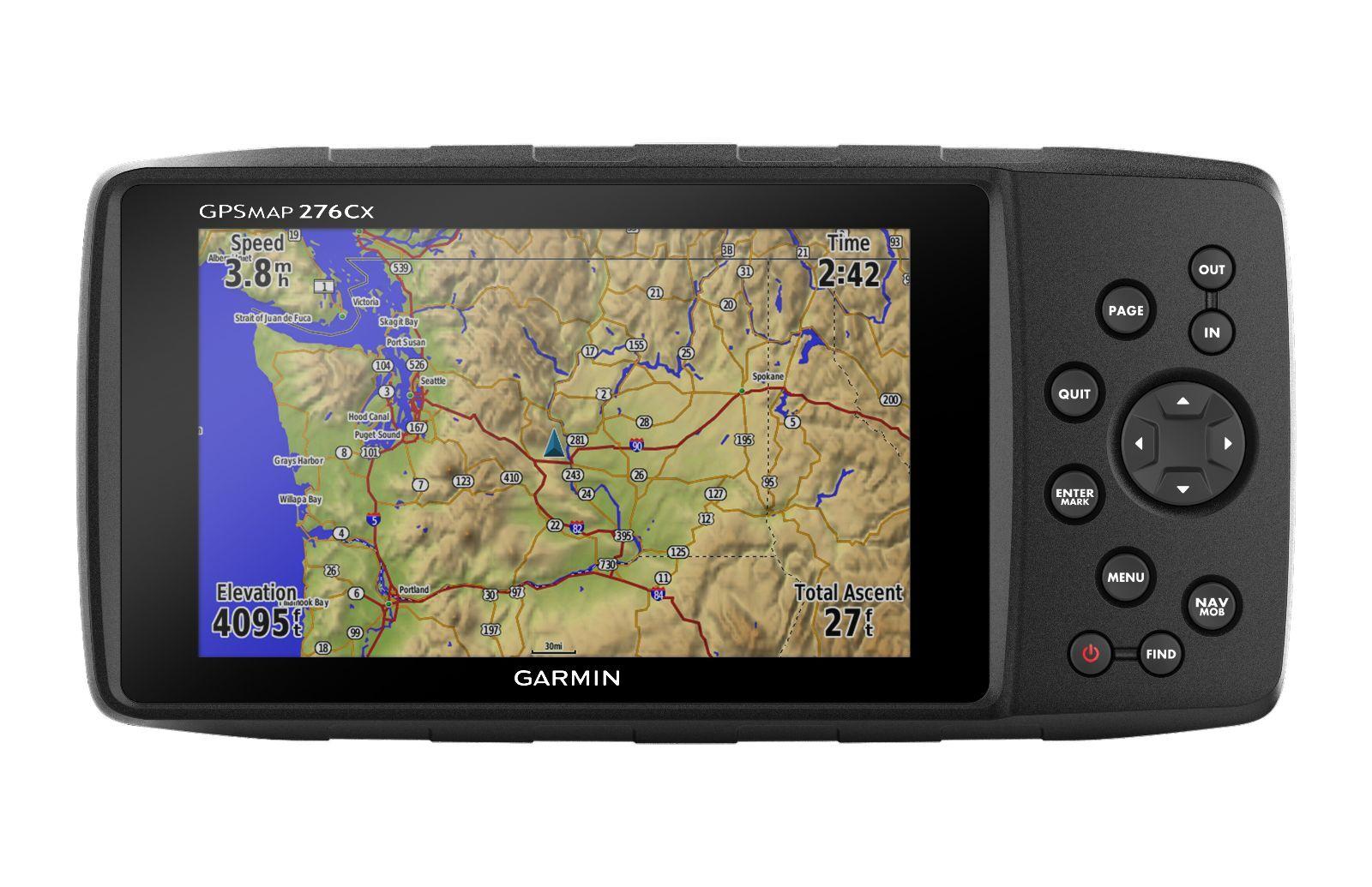 Garmin GPSMAP 276Cx All-terrain  GPS Navigator Advanced Mapping 010-01607-00  discount
