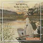 Kurt Atterberg - : Violin Concerto; Concert Overture (2006)