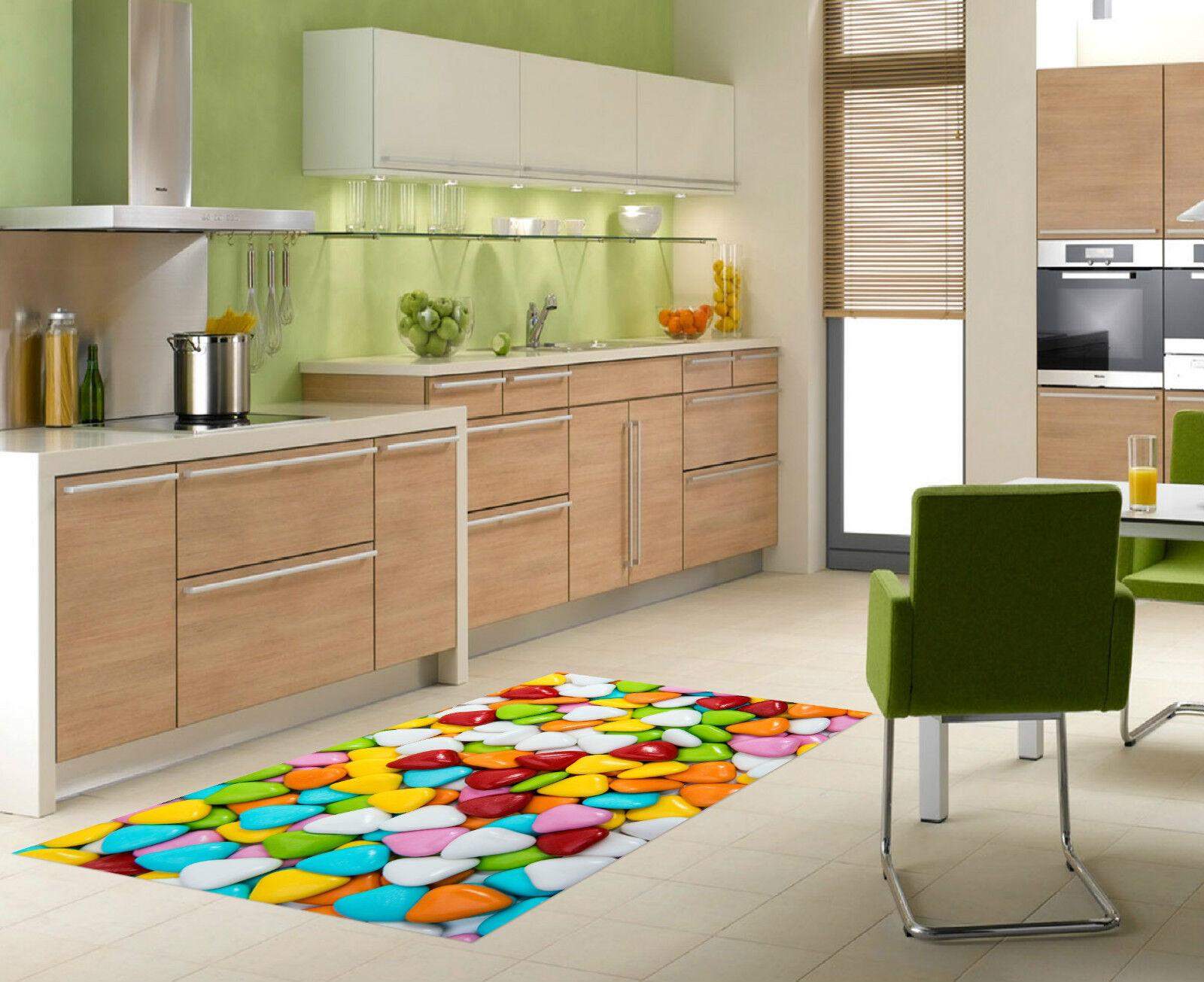 3D color Candy 53 Kitchen Mat Floor Murals Wall Print Wall Deco AJ WALLPAPER CA