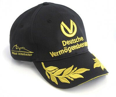 Michael Schumacher 20 years SPA GP anniversary cap 2011 Official and licensed