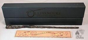 Universal-Wizarding-World-Of-Harry-Potter-Ollivander-039-s-Birch-Interactive-Wand