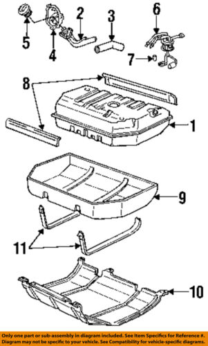 GM OEM-Fuel Pump 25163473