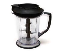 Ninja Master Prep Blender Food Processor Qb1004 Pitcher 48 Oz 6 Cups + Splash