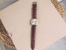 Vintage German Men's Watch Glashutte Spezimatic  BISON 26J, 70s- WORKS
