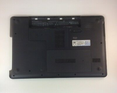 Genuine OEM HP 2000 Compaq Presairo CQ57 Base Bottom Case 646114-001