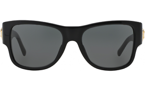 2cf3820d84 Image is loading NWT-Versace-Sunglasses-VE-4275-GB1-87-Black-