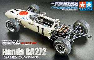 Tamiya-20043-Honda-RA272-1965-Mexico-Winner-1-20-scale-kit