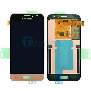 Original-Samsung-Galaxy-J1-SM-J120F-Gold-Or-LCD-Display-Ecran-Touch-Screen