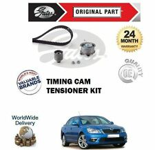 FOR SKODA OCTAVIA 1.9 TDi 8V 2002-2010 NEW TIMING CAM BELT + TENSIONER IDLER KIT