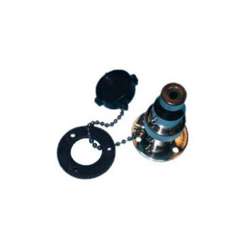 Wasserdichte Steckdose mit Stecker Borddurchführung NEU