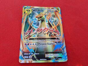 Pokemon Karten Mega Glurak Ex.Details Zu M Mega Glurak Ex 101 108 Pv220 Full Art Reverse Holo Pokemon Karte Selten En Vf