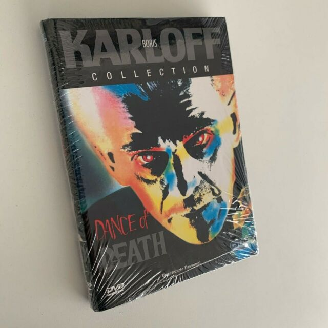 Dance of Death - Karloff Collection (2004) Media-Book DVD