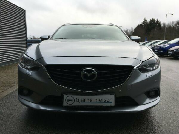 Mazda 6 2,2 Sky-D 150 Vision stc. aut. - billede 5